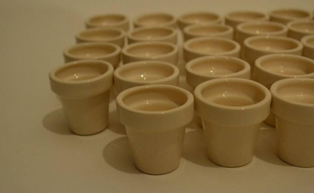 Keramika Vazonėliai